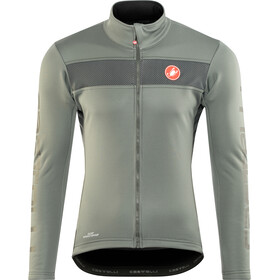 Castelli Raddoppia Jacket Men forest gray